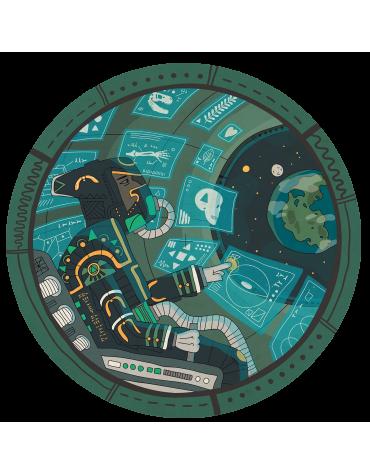 Free up Jah vibes / Michael Prophet & Tozer + Ancient astronauts / Alex Sci-Fi