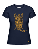 T-Shirt (F) Zebre Gold