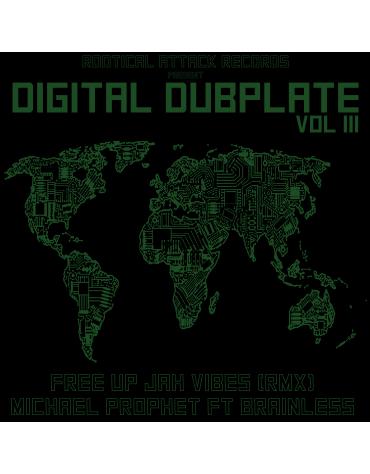 Free up jah vibes - Michael Prophet / Rework by Brainless