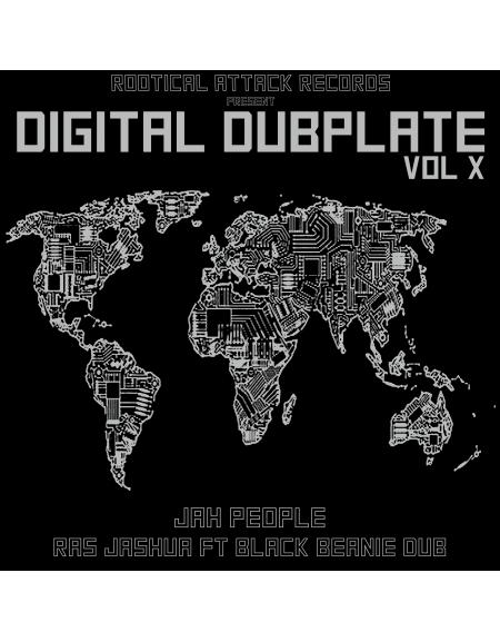 Jah People - Ras Jahshua / Black Beanie Dub Rework